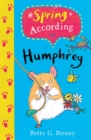 Spring According to Humphrey - eBook
