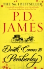 Death Comes to Pemberley - Book