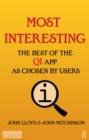 Most Interesting : The Best of the QI App as Chosen by Users - eBook