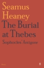 The Burial at Thebes - eBook