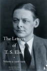 The Letters of T. S. Eliot Volume 4: 1928-1929 - Book