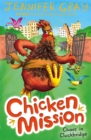 Chicken Mission: Chaos in Cluckbridge - Book