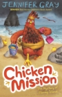 Chicken Mission: The Mystery of Stormy Island - Book
