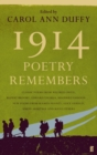 1914: Poetry Remembers - Book