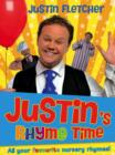 Justin's Rhyme Time - eBook