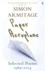 Paper Aeroplane: Selected Poems 1989-2014 - Book