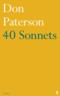 40 Sonnets - Book