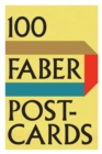100 Faber Postcards - Book