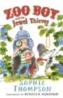 Zoo Boy and the Jewel Thieves - Book
