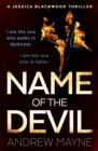 Name of the Devil : (Jessica Blackwood 2) - Book