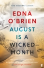 August is a Wicked Month - Book