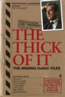 The Thick of It: The Missing DoSAC Files - eBook