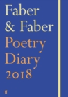 Faber & Faber Poetry Diary 2018 : Royal Blue - Book