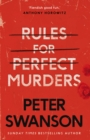 Rules for Perfect Murders : The 'fiendishly good' new thriller from the bestselling author - Book