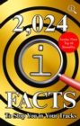 2,024 QI Facts To Stop You In Your Tracks - Book