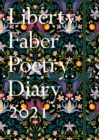 Liberty Faber Poetry Diary 2021 - Book