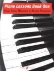 Piano Lessons Book One - Book