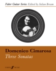Three Sonatas - Book