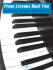 Piano Lessons Book Two - Book