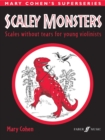 Scaley Monsters - Book