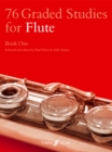76 Graded Studies for Flute Book One - Book