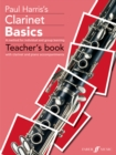 Clarinet Basics Teacher's book - Book