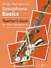 Saxophone Basics Teacher's book (Alto Saxophone) - Book