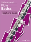Flute Basics Teacher's Book - Book