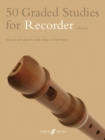 50 Graded Studies for Recorder - Book