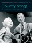 Easy Keyboard Library: Country Songs - Book