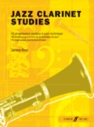 Jazz Clarinet Studies - Book