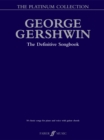 George Gershwin Platinum Collection - Book