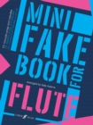 Mini Fake Book For Flute - Book