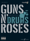 Guns N' Roses Authentic Drums Playalong - Book