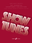The Essential Showtunes Collection - Book