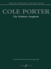Cole Porter Platinum Collection - Book