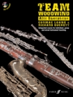 Team Woodwind: Alto Saxophone - Book