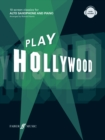 Play Hollywood (Alto Saxophone) - Book