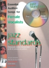 Essential Audition Songs For Female Vocalists: Jazz Standards - Book