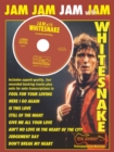 Jam With Whitesnake - Book