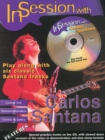 In Session With Carlos Santana - Book