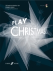 Play Christmas (Piano Solo/CD) - Book