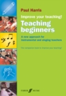 Improve your teaching! Teaching Beginners - Book