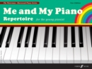 Me and My Piano Repertoire - Book