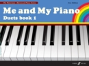Me and My Piano Duets book 1 - Book