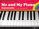 Me and My Piano Superscales - Book