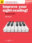 Improve your sight-reading! Piano Pre-Grade 1 - Book