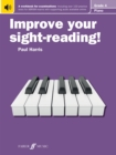 Improve your sight-reading! Piano Grade 4 - Book