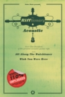 The Rifftionary Acoustic Guitar - Book