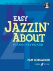 Easy Jazzin' About Piano - Book